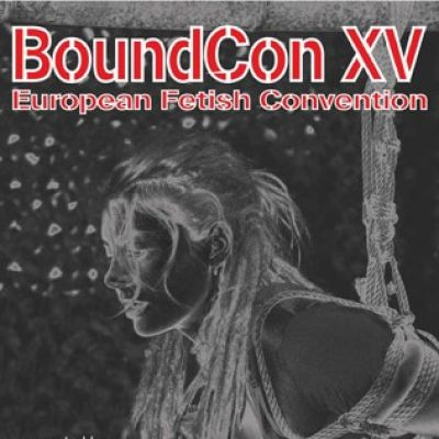 VIP Lounge ELEGANCE Main Sponsor of BOUNDCON XV – Europe´s biggest Fetish and BDSM Convention!
